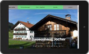 Bauernhaus Jocher