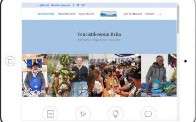 CMS für Touristikverein